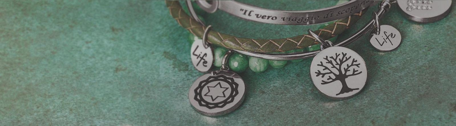 bracciali kidult symbols