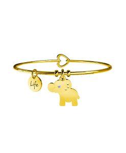 Bracciale Kidult Elefante | Forza Interiore Gold