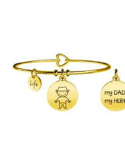 Bracciale Kidult Family | Dad Gold