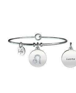 Bracciale Kidult Symbols Leone