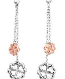 Orecchini 2 Jewels Quadrifogli Four Love 261127