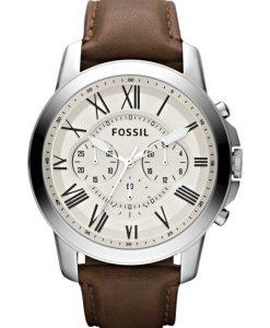Orologio Fossil Grant Uomo