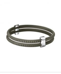 Bracciale Hip Hop Bang Dusty Olive Uomo