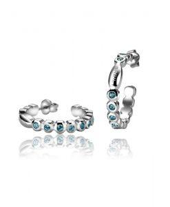 Orecchini Breil Rolling Diamonds TJ1573