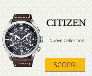 citizen offerte