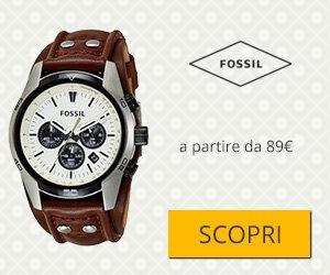 fossil offerte
