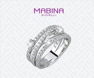 mabina gioielli anelli
