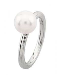 Anello 2 Jewels in Argento 925 e perla Glitter 223068