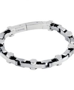 Bracciale 2 Jewels Hexagon Gioielli Uomo 231343