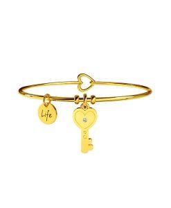 Bracciale Kidult Symbols Chiave | Segreti Gold