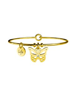 Bracciale Kidult Farfalla | Carpe Diem Gold