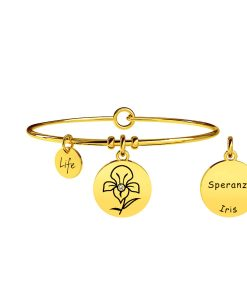 Bracciale Kidult Iris   Speranza Gold