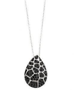 Collana 2 Jewels in Argento 925 e Zirconi Charme 253114