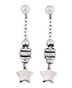 Orecchini 2 Jewels con Stella Star Melody 261088