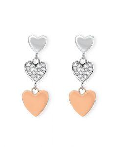 Orecchini 2Jewels Petits Coeurs – 261223