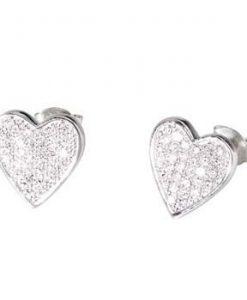 Orecchini a Cuore 2 Jewels in Argento Desire 263092