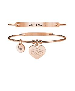 Kidult Love Cuore – Infinito Rose Gold