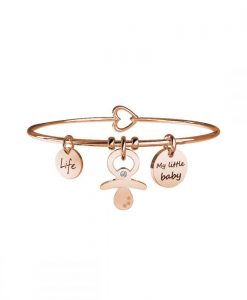 Kidult Special Moments Ciuccio – My Little Baby Rose Gold