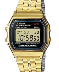Orologio Casio Vintage Collection Dorato A159WGEA-1EF