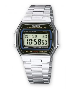 Orologio Casio Vintage Collection A164WA-1VES