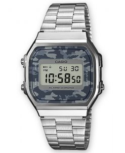 Orologio Casio Vintage Collection Camo A168WEC-1EF