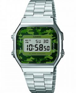 Orologio Casio Vintage Collection Camo A168WEC-3EF