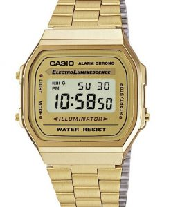 Orologio Casio Vintage Collection Dorato