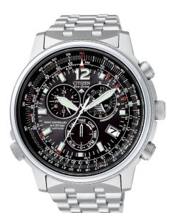 Orologio Citizen Eco Drive Radiocontrollato AS4020-52E