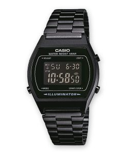 Casio Collection Nero B640WB-1BEF