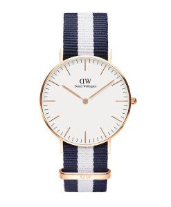 Daniel Wellington Classic Glasgow Rose 36mm