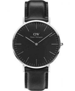 Daniel Wellington Classic Black Sheffield 40mm