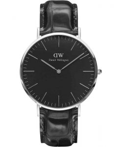 Daniel Wellington Classic Black Reading 40mm