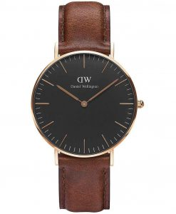 Daniel Wellington Classic Black St Mawes 36mm