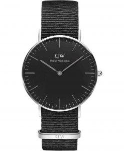 Daniel Wellington Classic Black Conrwall 36mm