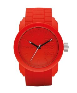 Orologio Diesel Double Down Rosso