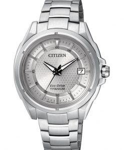 Citizen Donna Eco Drive Super Titanio