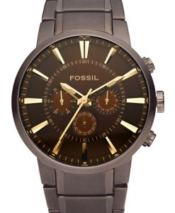 Orologio Fossil Dress Brown