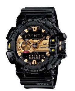 G-Shock GBA-400-1A9ER Bluetooth