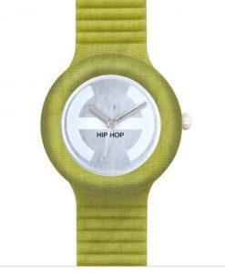 Orologio Hip Hop Melange Verde Small 32 mm HWU0337