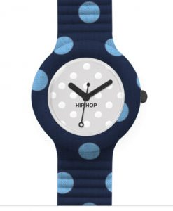 Orologio Hip Hop Pois Blue Small 32 mm HWU0420
