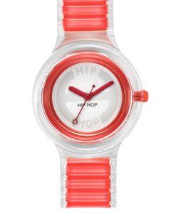 Orologio Hip Hop Sheer Poppy Red 32 mm HWU0446