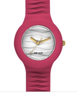 Orologio Hip Hop Sensoriality Rouge Red Fuoco