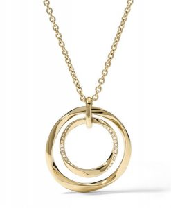Collana Fossil Holiday Twist