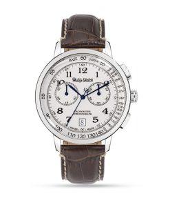 orologio cronografo uomo philip watch grand archive