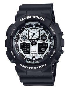 Orologio G-Shock Classic GA-100BW-1AER