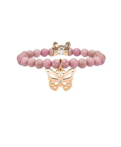 Bracciale Kidult Animal Planet FARFALLA | CARPE DIEM Rosa