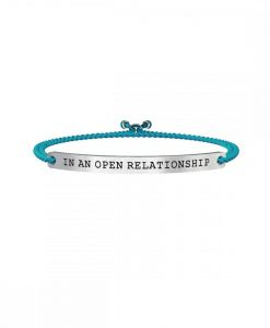 Bracciale Kidult Love IN AN OPEN RELATIONSHIP