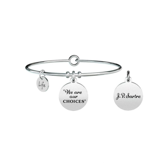 Bracciale Kidult WE ARE OUR CHOICES 731301