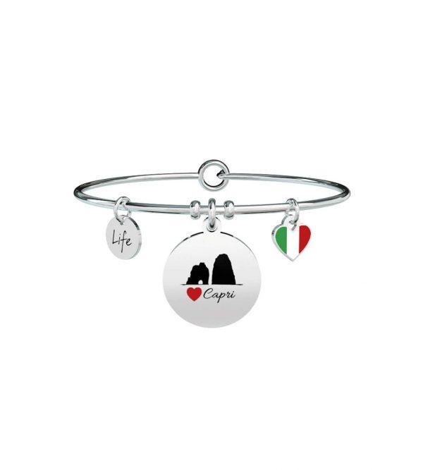 Bracciale Kidult I Love Capri 731335