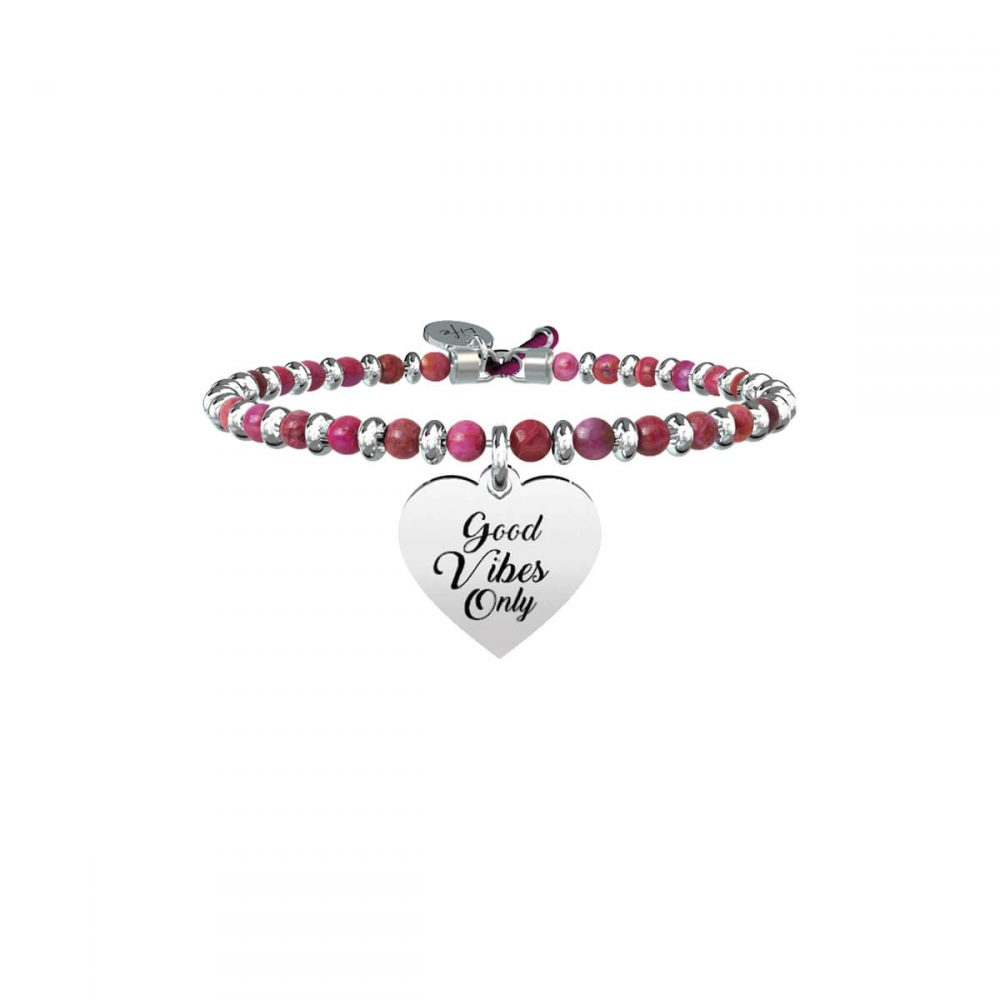 Bracciale Kidult Philosophy Good Vibes Only 731448